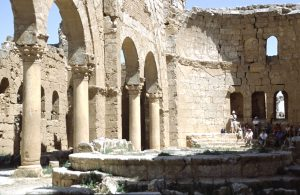 Roman Temple at Euphrat River | Syria