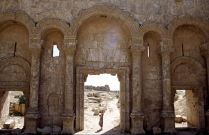 Roman Ruins at Euphrat | Syria