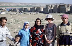 ... And all kinds of Tourists in Deir-Es-Sor | Syria