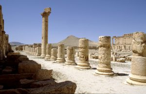 Actual the End of Palmyra Holy Road but Archaeologists will Return| Syria