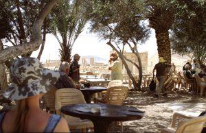 Nice Palmyra Cafe | Syria