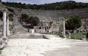 Famous Theater in Epidavros | Turkey