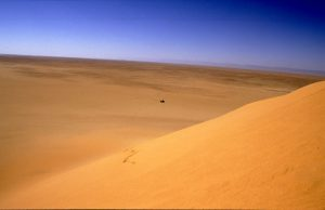 Sanddunes close to Amguid | Algeria